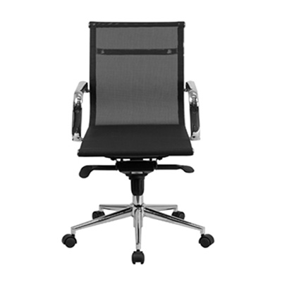 Lunar Mid-Back Mesh Task Chair