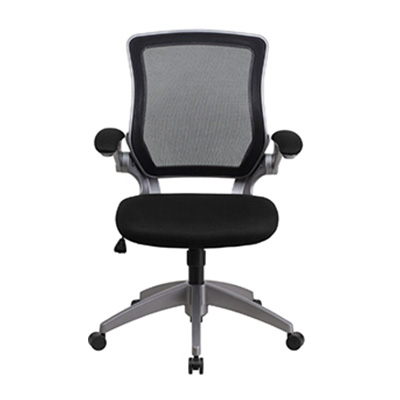 Sigma Mid-Back Black Mesh Task Chair