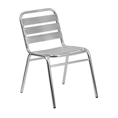 Aluminum Restaurant Stack Chair